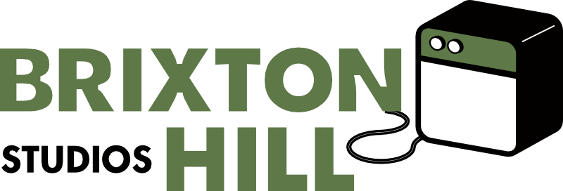 Brixton Hill Studios logo green